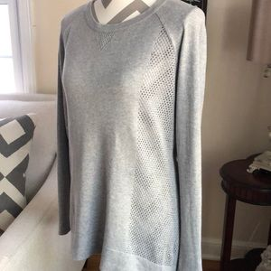 🎉 Cynthia Rowley Gray Sweater